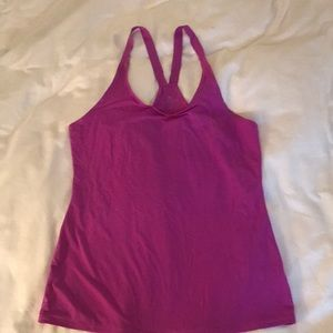Athleta work out top